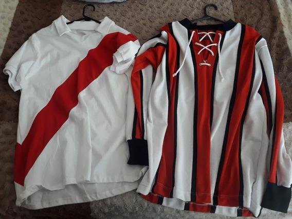 Camisetas Retro De River Plate