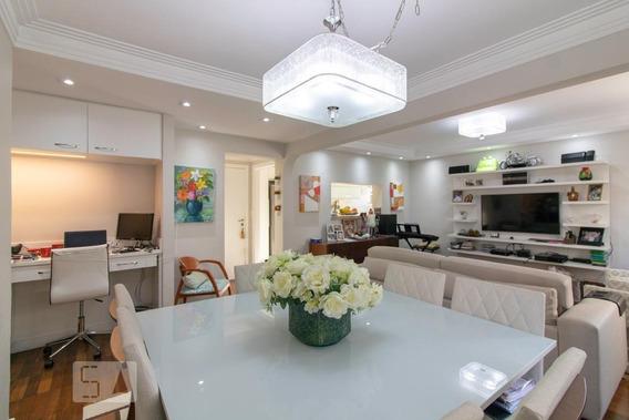 Apartamento Para Aluguel - Moema, 2 Quartos, 110 - 893117602