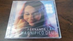 Fernanda Lara - Magnífico Deus / Lacrado