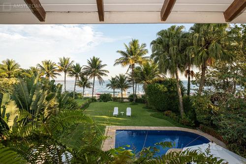 Imagem 1 de 30 de Casa A Venda Na Praia De Camburi - Cc00154 - 68091100