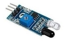 Sensor Faixa Infravermelho Ir Tcrt5000 Lm393 3 Peças