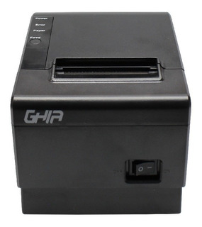 Impresora Térmica De Tickets De 58mm Ghia Gtp582 Autocorte