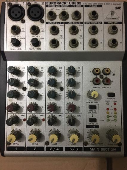 Mixer Behringer Eurorack Ub802