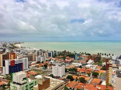 Cobertura Residencial À Venda, Manaíra, João Pessoa - Co0064. - Co0064