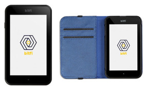 Carteira De Bitcoin Bitfi Wallet Modelo Knox-md40