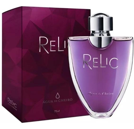 Perfume Relic Água De Cheiro 75ml Original * Envio Imediato*