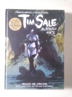 Tim Sale Libro Arte Dibujos Artbook - Comics Batman Marvel