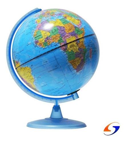 Imagen 1 de 3 de Globo Terraqueo Gloter Clasico 20cm. Serviciopapelero