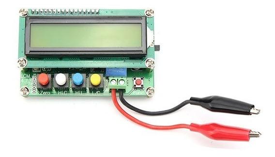 Medidor Lc-100a Indutimetro Capacimetro