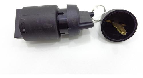 Imagem 1 de 2 de Chave Ignição Completa Gerador Toyama Tg12000cxe