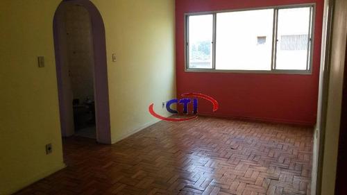 Imagem 1 de 10 de Apartamento  À Venda, Centro, São Bernardo Do Campo. - Ap1541