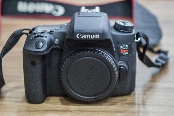 Canon T6s Corpo