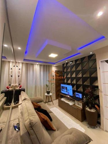 Imagem 1 de 23 de Sobrado, 70 M² - Venda Por R$ 308.000,00 Ou Aluguel Por R$ 2.600,00/mês - Cidade Líder - São Paulo/sp - So0506