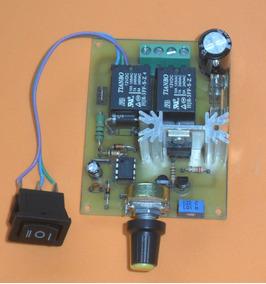 Placa Controladora Pwm Motor Dc 12 V 10a Com Inversão