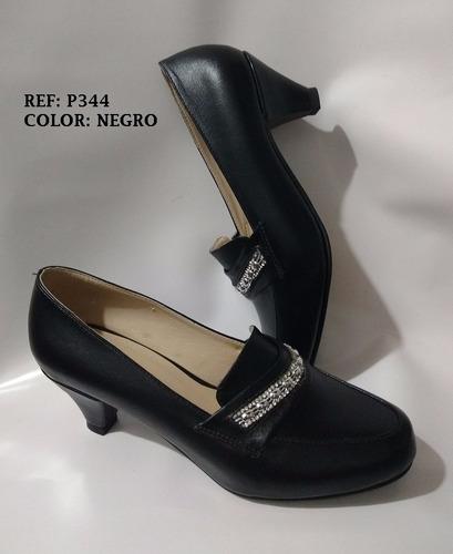 1fa0a195 Zapatos Mujer Bajitos Elegantes Para Oficina - Zapatos en Mercado ...