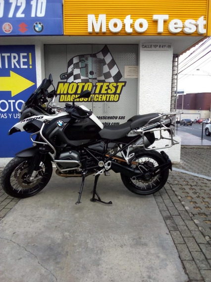 Bmw R1200gs Adventure Modelo 2014 Km 57.231