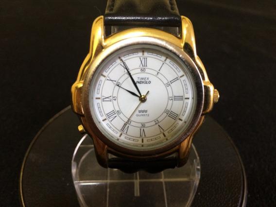 Relógio De Pulso Masculino Timex Indiglo