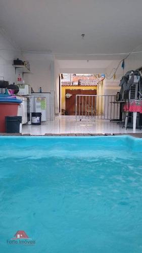 Casa Com 2 Dormitórios À Venda, 88 M² Por R$ 270.000,00 - Campo Grande - Rio De Janeiro/rj - Ca0395