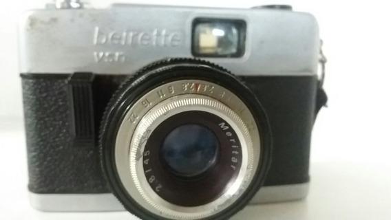 Câmera Fotográfica Beirettt Vsn - Antiga