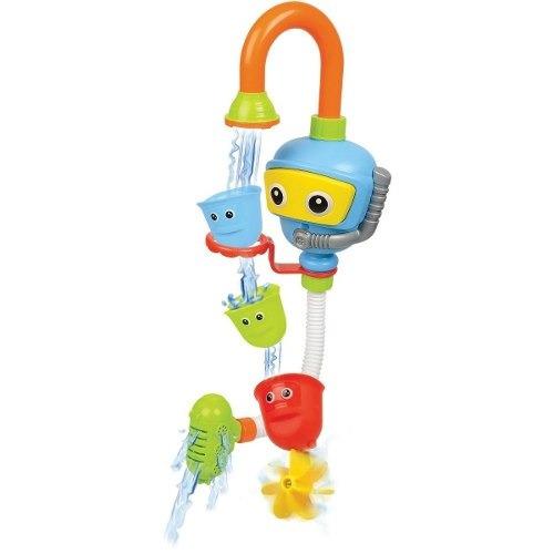 Brinquedo Banho Divertido Robo Chafariz Rosita Original