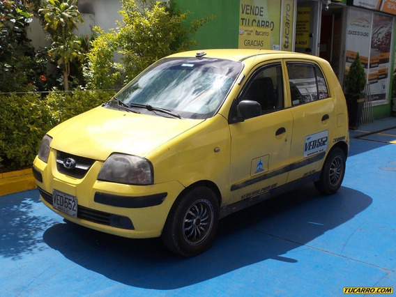 Taxis Hyundai 1000