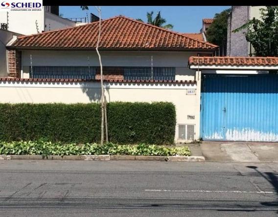 Casa Térrea Comercial Rua Groelândia - Mr67340