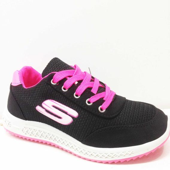 Zapato Skechers Dama Zapatos Deportivos en Mercado Libre