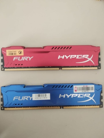 Memória Ram Hyper X Fury 16gb (2x 8gb)