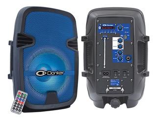 Bafle Amplificado 8 Pulgadas 2,500w Bluetooth Msa-5708bl Mitzu