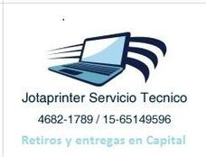 Reparacion Service De Impresoras Laser Y Tinta Hp Epson
