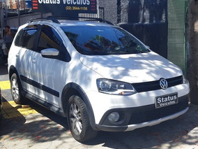 Volkswagen Space Cross 1.6 Mi 8v Flex 4p Automatizado