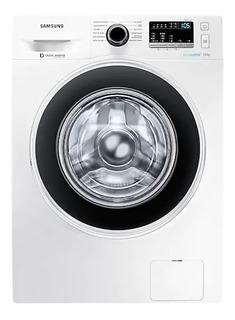 Lavarropas automático Samsung WW70J4463G blanco 7kg 220V