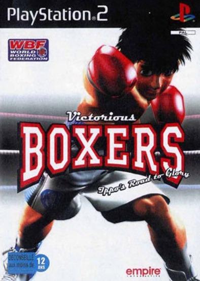 Victorious Boxers: Ippo