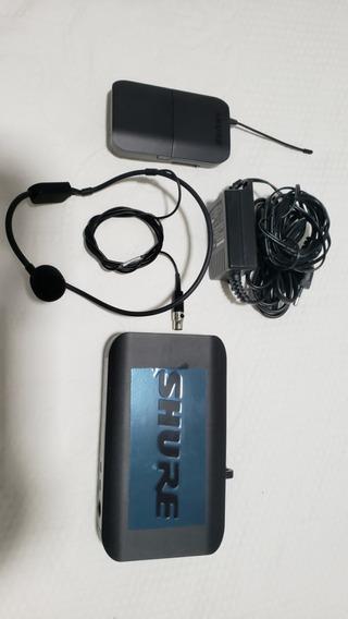 Shure Headset Modelo Blx4 J10