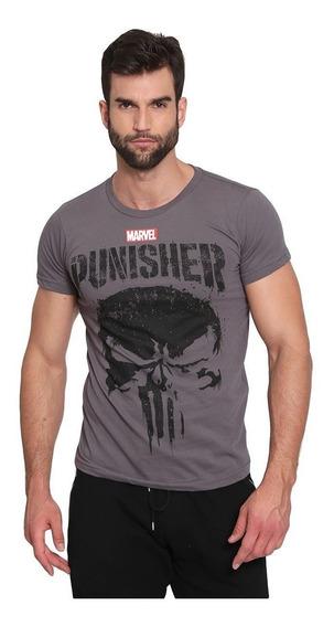 The Punisher Marvel Playera 100% Original 3