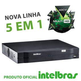 Dvr Intelbras 1016 Multi Hd