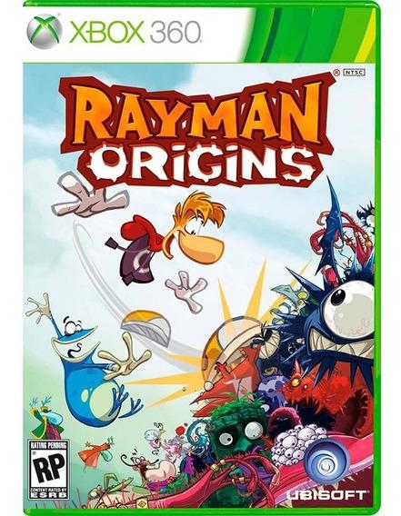 Jogo Infantil Rayman Xbox 360 / One Novo 100% Português