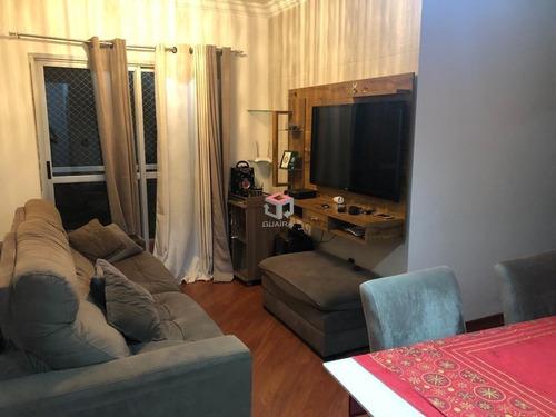 Apartamento À Venda, 3 Quartos, 1 Vaga, Dos Casa - São Bernardo Do Campo/sp - 79782