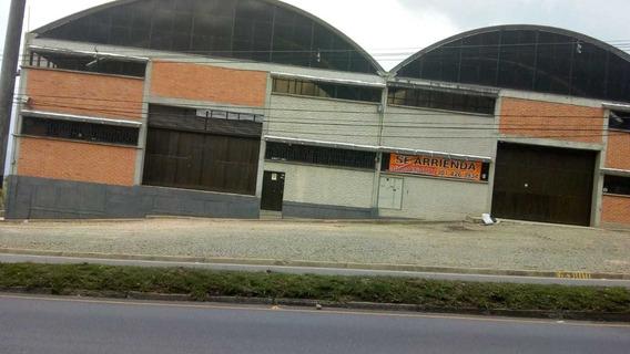 Arriendo Bodega Industrial Autopista Medellin-bogota.