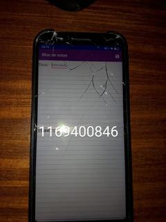 Xiaomi Black Shark Astillado, Anda Igual Al 100.