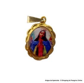 250 Medalhas De Alumínio De Nossa Senhora Da Guia