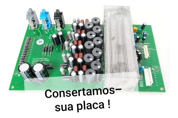 Fwm9000x/78, Fwt9200x/78, Fwm998 Conserto De Placas Philips