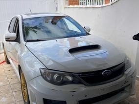 Subaru Impreza Wrx 2.5 2011 Sem Sinistro