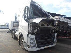 Sucata Scania Volvo Constellation Para Venda De Peças Usadas