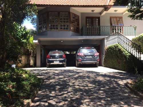 Linda Casa Residencial À Venda, Granja Viana Ii, Cotia - Ca0041