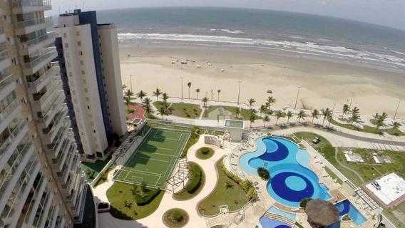 Apartamento À Venda, 91 M² Por R$ 420.000,00 - Vila Mirim - Praia Grande/sp - Ap2635