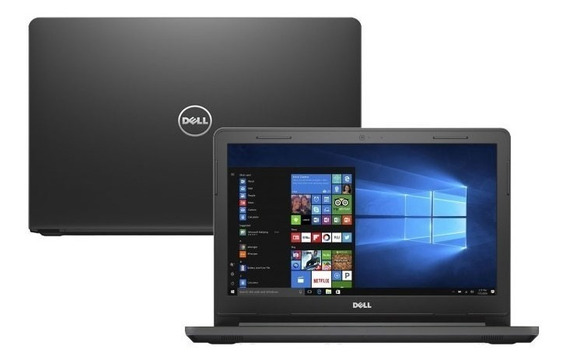 Notebook Dell Vostro 3468 I5-7200u Win 10 Pro 4gb 500gb Dvdr