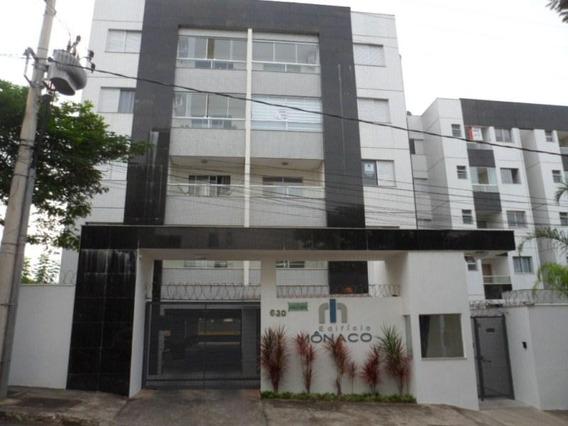 Apartamento Com 1 Quartos Para Comprar No Brant Em Lagoa Santa/mg - Mus2465