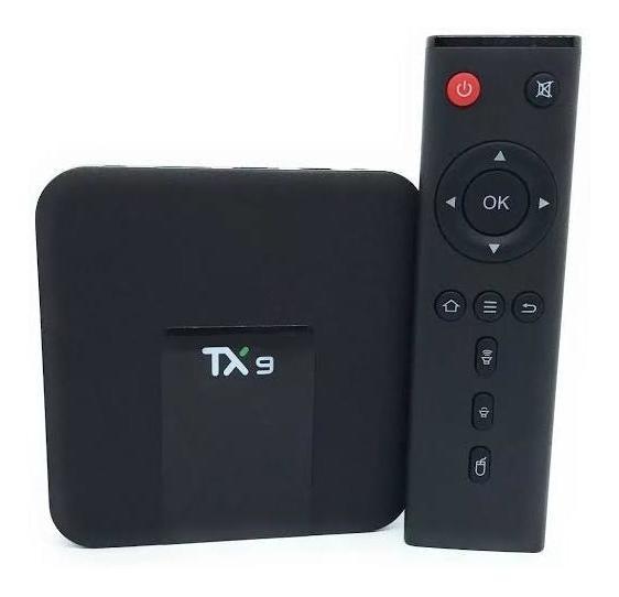 Tv Box Tx9 ( Tanix Original ) + Mini Teclado Bluetooth
