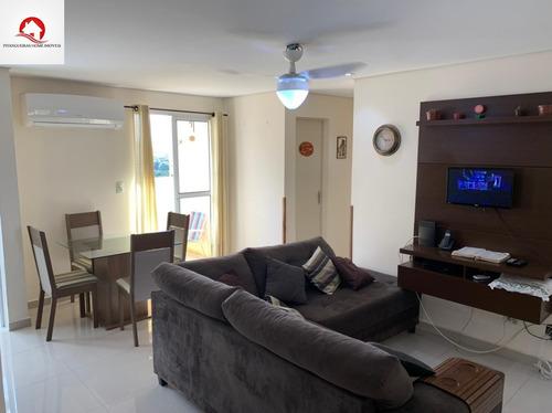 Imagem 1 de 21 de Apartamento Em Guarujá - Próximo A Santos - 2 Dormitórios - 1 Vaga - Ap05860 - 69427163